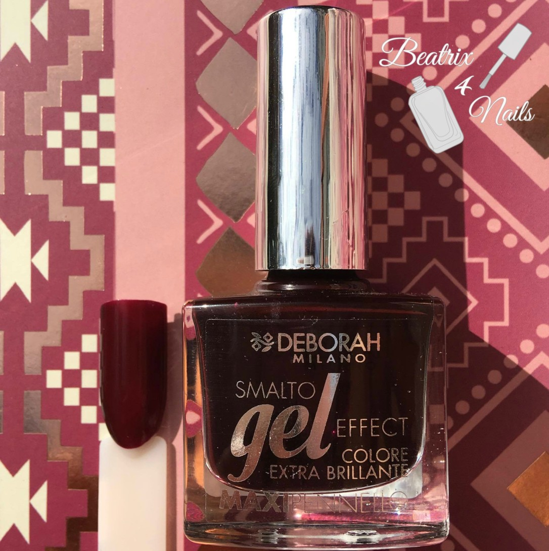 06 Deborah Milano Gel Effect
